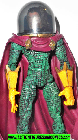 marvel legends MYSTERIO 7 inch spider-man classics toybiz 2005