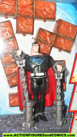 justice league unlimited SUPERMAN Power escape jlu dc universe moc mib