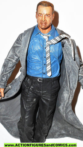 Sin City HARTIGAN full color VARIANT frank miller movie comic  Neca