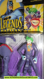 BATMAN legends of Batman THE JOKER with snapping jaw 1994 dc universe moc