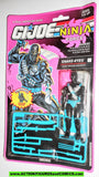 Gi joe SNAKE EYES 1993 v5 hasbro toys vintage action figures MOC 823