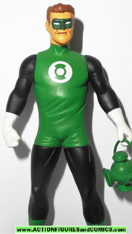 Dc direct Best Buy GREEN LANTERN HAL JORDAN w lantern justice league new frontier