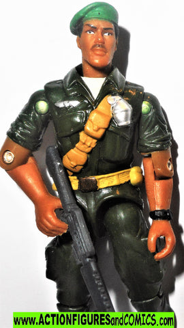 gi joe STALKER Vietnam LONZO R WILKINSON  DTC direct to consumer series