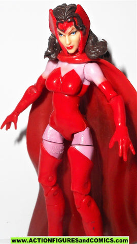 marvel universe SCARLET WITCH series 4 16 2012 avengers fig