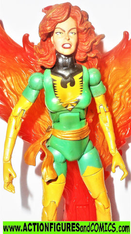 marvel legends PHOENIX series VI 6 x-men toy biz 2004 action figures