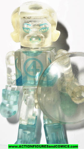minimates INVISIBLE WOMAN wave 8 series marvel universe fantastic four 4