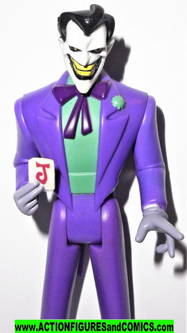 justice league unlimited JOKER original black hair mattel toys action figures