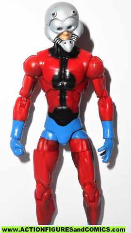 marvel universe ANTMAN hank pym ant man red blue legends action figures