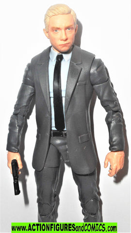 marvel legends EVERETT ROSS Black Panther suit movie everett 2 pack