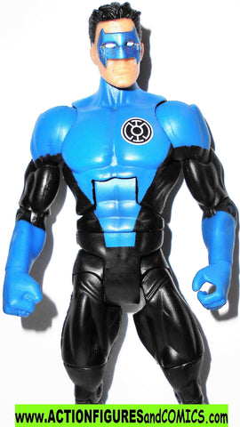 dc universe classics KYLE RAYNER blue lantern war of the green lanterns