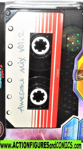 Marvel Guardians of the Galaxy AWESOME MIX Vol 2 cassette moc mib