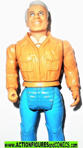 A-Team HANNIBAL John Smith 1983 galoob 6 INCH action figures
