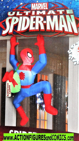 Marvel Ultimate Spider-man 5 FOOT Airblown inflatable christmas mib moc
