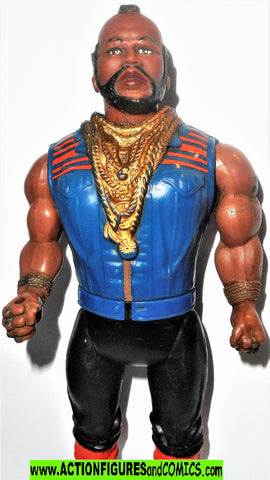 A-Team B A BARRACUS MR T 1983 galoob 6 INCH action figures