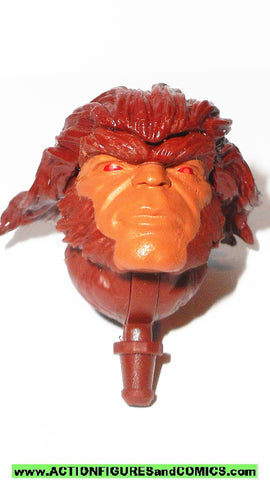 marvel legends SASQUATCH HEAD build a figure part baf hasbro 2017