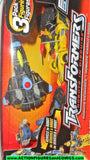 transformers RID NIGHTCRUZ MIRAGE GT SCAVENGER 3 PACK robots in disguise mib moc