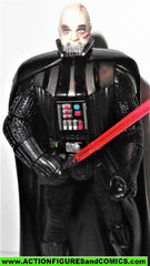 Capacete removível Darth Vader Star Wars Power Of The Force Power Of The Force Futuro Fundação Freeze Frame