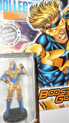 DC Eaglemoss chess BOOSTER GOLD #20 dc universe super hero collection