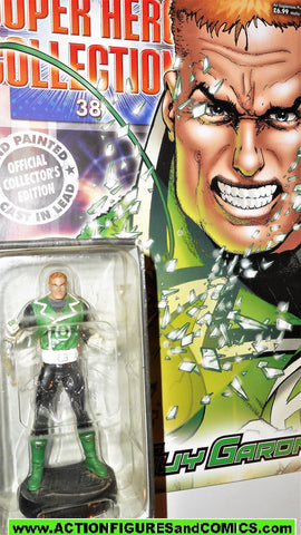 DC Eaglemoss chess GUY GARDNER green lantern #38 dc universe magazine