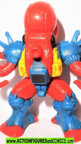 Battle Beasts OCTILLION OCTAPUS 1986 vintage hasbro #36 transformers