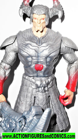 dc universe movie Justice League STEPPENWOLF 12 inch complete multiverse
