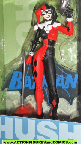 dc direct HARLEY QUINN BATMAN hush collectibles universe 2006 moc 000