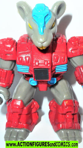 Battle Beasts POWERHOUSE MOUSE 1986 vintage hasbro #38 transformers