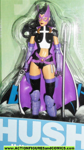 dc direct HUNTRESS batman HUSH 2006 universe collectibles action figures moc