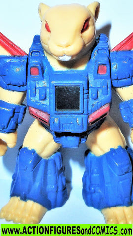 Battle Beasts SQUIRELY SQUIREL 1986 vintage hasbro #49 transformers