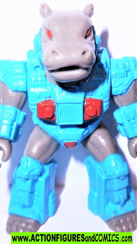 Battle Beasts HUMONGOUS HIPPO 1986 vintage hasbro #32 transformers