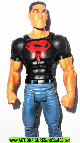 dc universe classics SUPERBOY signature series superman teen titans