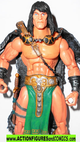 marvel legends CONAN legendary heroes toy biz action figures fig