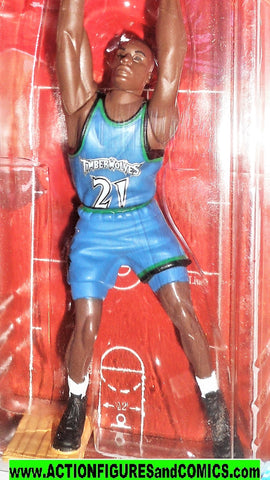 Starting Lineup KEVIN GARNETT 1998 Minnesota Timberwolves basketball moc
