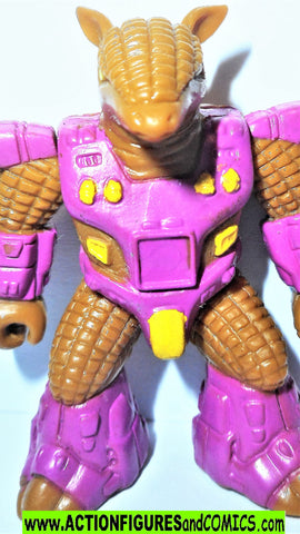 Battle Beasts ARMOURED ARMADILLO 1986 vintage hasbro #30 transformers