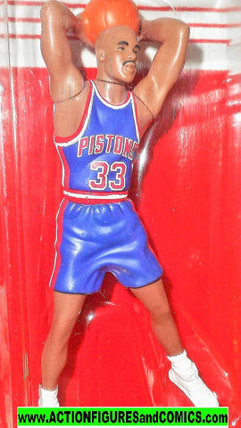 Starting Lineup GRANT HILL 1995 rookie Detroit Pistons sports basketball moc
