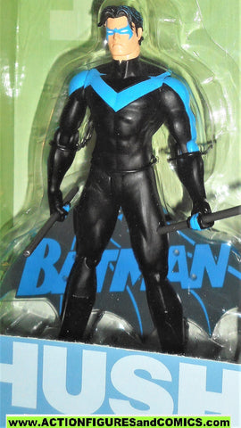 dc direct NIGHTWING batman hush series 2 universe collectibles moc