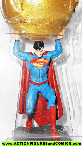 DC Eaglemoss chess SUPERMAN daily planet globe king special figurine
