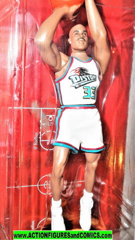 Starting Lineup GRANT HILL 1998 Detroit Pistons sports basketball moc