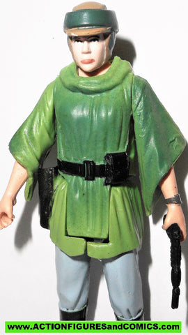 star wars action figures PRINCESS LEIA endor SAGA LEGENDS rebels complete