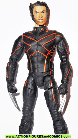 marvel legends WOLVERINE super poseable x-men 2 movie walmart