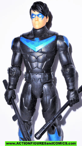 Batman Knight Missions NIGHTWING 6 inch mattel dc universe 2018 fig