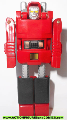 gobots SCOOTER complete MR-16 vintage machine robo
