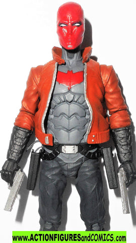 dc direct RED HOOD and the outlaws batman collectibles