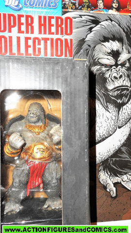 DC Eaglemoss chess GORILLA GRODD special mail away 1/21 scale dc universe