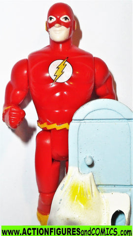 DC comics Super Heroes FLASH 1990 turbo toybiz universe action figure
