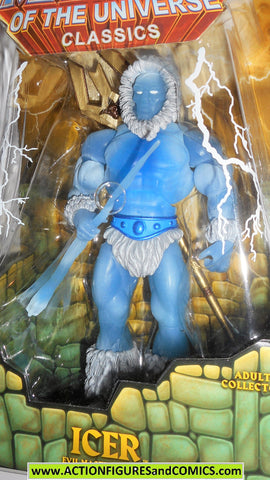 Masters of the Universe ICER Classics he-man motu action figure moc