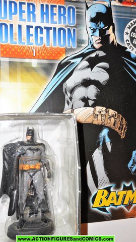 DC Eaglemoss chess BATMAN 01 1 1/21 scale figurine dc universe