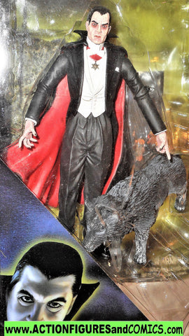 Universal Classic Monsters DRACULA diamond select toys action figures 2011 moc