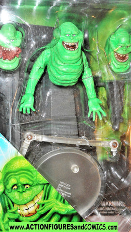 ghostbusters SLIMER green ghost 2016 diamond select movie 2 moc