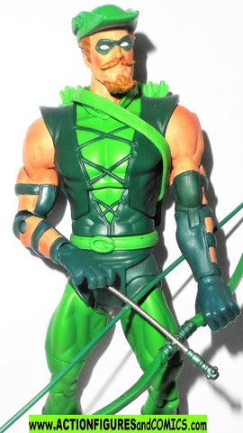 DC UNIVERSE classics GREEN ARROW wave 9 chemo series direct